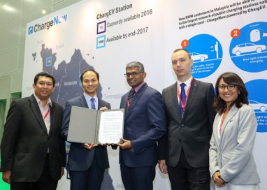 BMW Group Malaysia and GreenTech Malaysia Strengthens Partnership at IGEM 2016