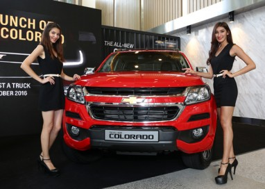 The launch of the All-New Chevrolet Colorado: More than just a Truck