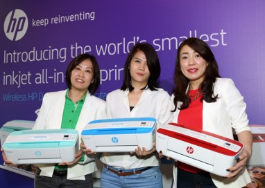 HP reinvents Home Printing for Digital Natives with World's Smallest Inkjet All-in-One