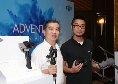 ECS aims to grow Market Share with New Product Offerings from DJI