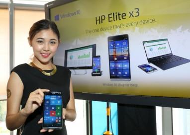 HP Elite x3 – A Next Gen Mobility Platform
