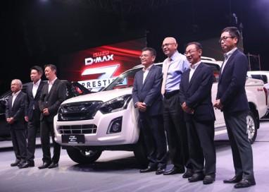New Refreshed Isuzu D-Max Range targets Lifestyle Segment