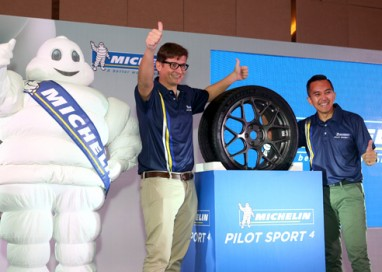 Michelin unveils Game-Changing MICHELIN Pilot Sport 4 for Safe Driving Pleasure