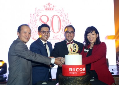 Double Delight: Ricoh announces MSC Status at 80th Bash