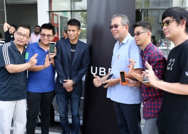 Uber introduces features for Hearing-Impaired Drivers