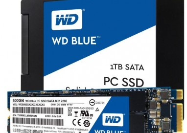 Western Digital introduces WD Blue and WD Green Solid State Drives