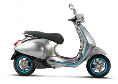 Vespa Elettrica – The Mobility of the Future according to Vespa