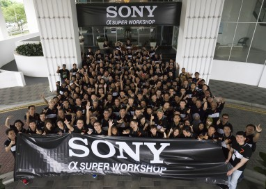 Sony Malaysia Alpha Super Workshop 2016