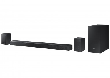 Samsung 4K Entertainment Experience with HW-K950 Soundbar