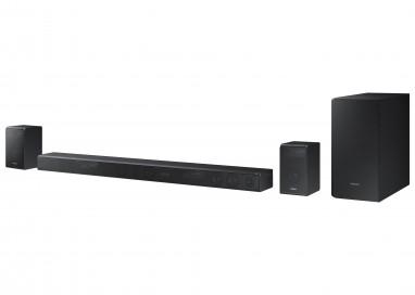 Samsung 4K Entertainment Experience with HW-K950 Soundbar