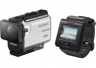 Meet FDR-X3000R & HDR-AS300R;  The New BOSSes of the Action Cam World