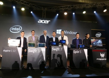 Acer Malaysia Redefines Style with Swift 7, Swift 3, Spin 5, Predator Z1 & Aspire C 22