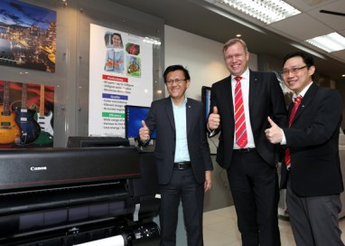 Canon launches new range of imagePROGRAF PRO series, professional large format inkjet printers for unmatched image quality and productivity