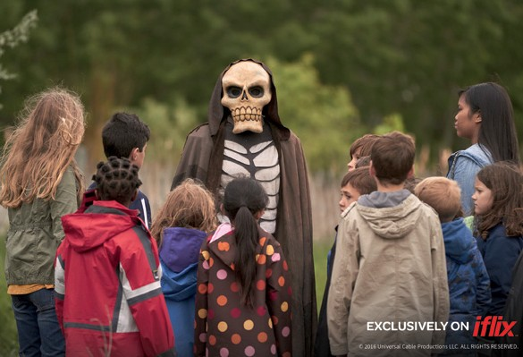 Catch Hit Horror Series Channel Zero: Candle Cove exclusively on iflix