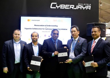 Cyberjaya Smart City Development accelerated with Cashless Society Push