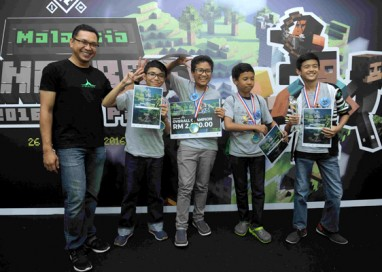 Cyberview fosters Collaborative Learning and Development through Minecraft Tournament