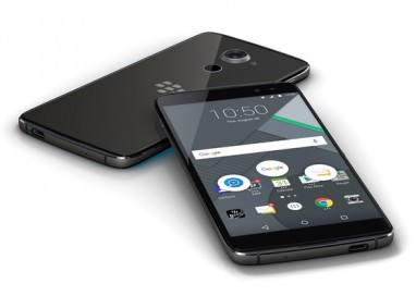 BlackBerry announces DTEK60, Latest Android Device with BlackBerry's Industry Leading Security Software, in Malaysia