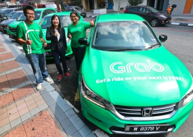 Grab's 100% Ride Guarantee Challenge