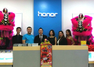 Honor Malaysia opens its First Concept Store
