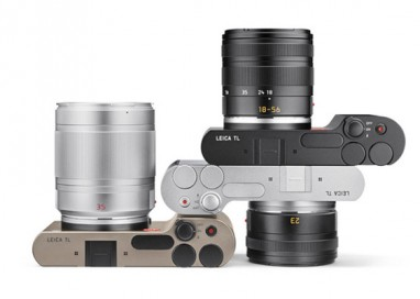 Leica presents the TL-System