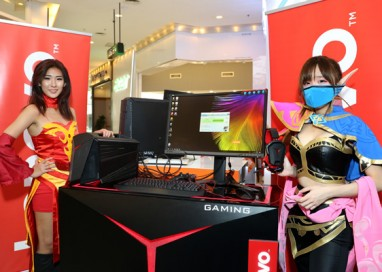 Game On with Lenovo – Introducing the Y710 Cube and League of Champions and ESL One Genting Partnership