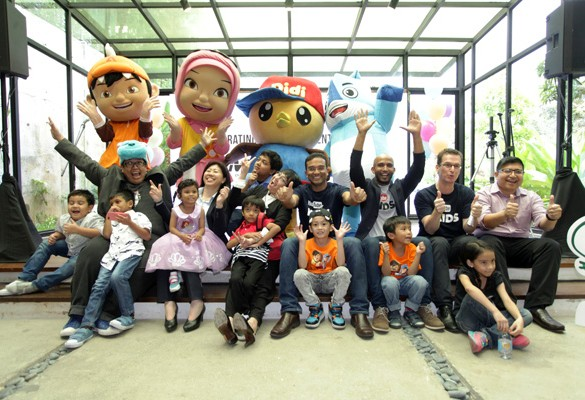 MDEC celebrates Malaysian Talents for their Creations on YouTube Kids