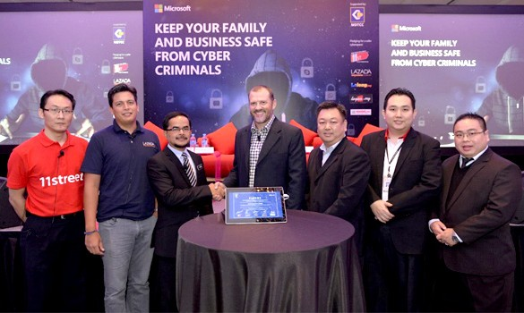 Ministry of Domestic Trade, Co-Operatives and Consumerism joins forces with online marketplaces to combat the sale of counterfeit software