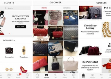 'Sell Here, Spend Elsewhere' with Brand New Reebonz Closets App