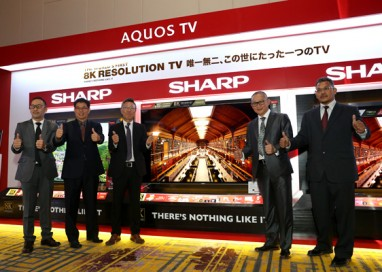 Innovate. Transform. Inspire. Sharp's New Line-Up sets New Benchmarks of Creativity in the Industry
