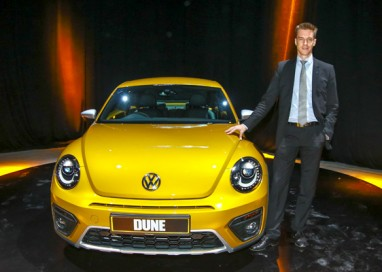 The Beetle Dune launches in Malaysia