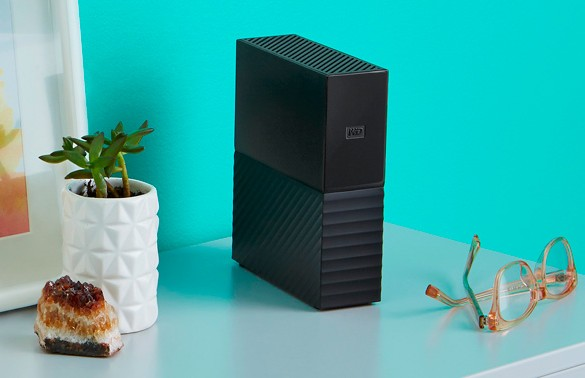 Western Digital unveils New Design Language with Redesigned Lines of Iconic My Passport And My Book Hard Drives