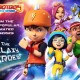Casual RPG Game BoBoiBoy: Galactic Heroes released for Beta Testers