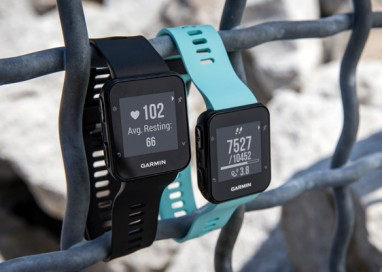 Garmin introduces the Forerunner 35, adds built-in Elevate wrist-based heart rate to an easy-to-use GPS running watch