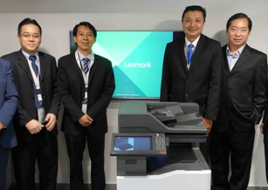 Lexmark launches Executive Briefing Center with Digital Paper Solutions, showcasing the next generation printing solutions