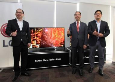 LG launches Revolutionary OLED TV & Refrigerator