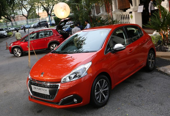 Peugeot Malaysia plans for Exciting 2017 with Lineup of 5 New Models