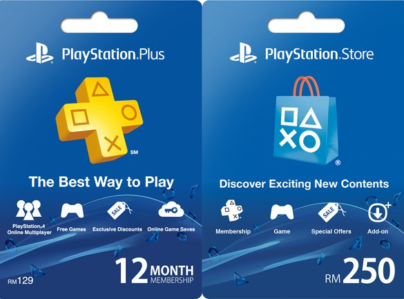PlayStation Network Prepaid Cards hit supermarkets and convenience stores across South-east Asia