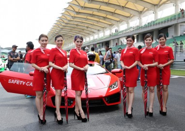 2016 MOTUL Sepang 12 Hours Flags Off