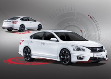 The Global Premiere of Nissan Teana NISMO Performance Package in Malaysia