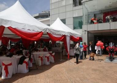 Ducati kick starts Red Weekend Nationwide