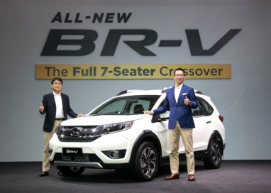 Honda Malaysia launches the All-New BR-V: A Full 7-Seater Crossover starting from RM85,800