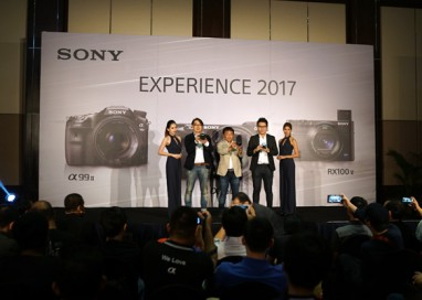 Sony Experience 2017: The Speed To Strike