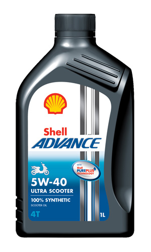 shell advance launches full range of scooter oils maxit. Black Bedroom Furniture Sets. Home Design Ideas