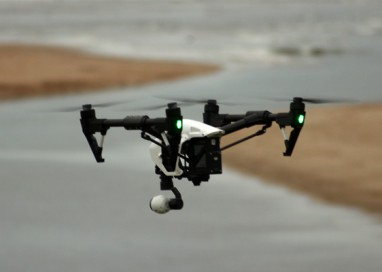AkzoNobel and partners developing drone technology to make marine industry safer