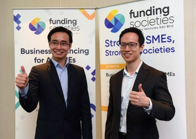 Funding Societies aims to help Malaysia SMEs through Crowdfunding