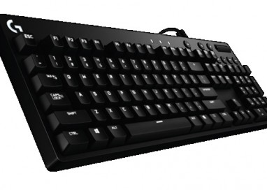 Logitech G unveils Logitech G610 Orion Blue Backlit Mechanical Gaming Keyboard