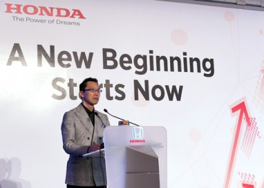 Honda Malaysia targets 100,000 sales units in 2017
