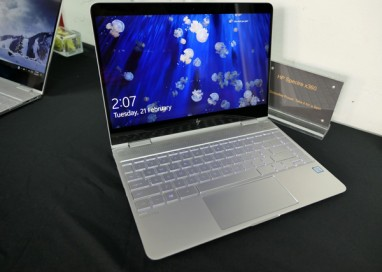 HP unveils sleeker, lighter Spectre x360