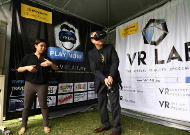 Tech-enhanced Experiences abound at Maybank Championship 2017
