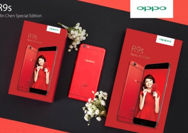 OPPO teamed up with Min Chen to release the R9s Min Chen Special Edition box set